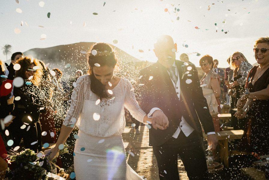 celebrar una boda civil íntima