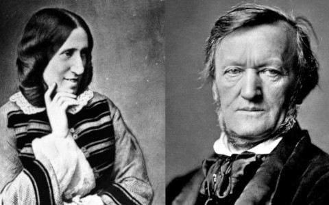 George Eliot and Wagnerian Opera
