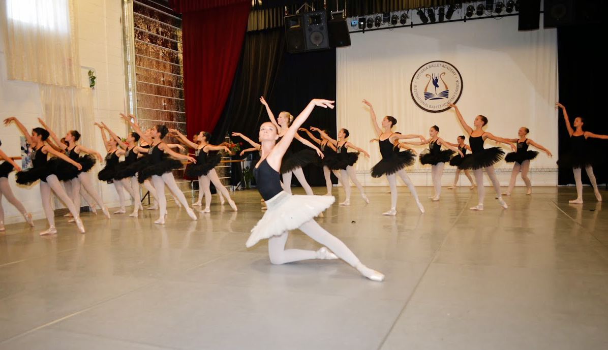 Free Summer Ballet Concert at Victoria International Ballet Academy