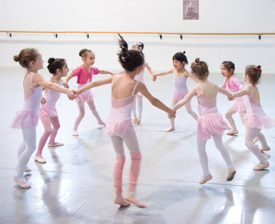 Why is Ballet important for your child's development?