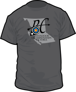 2018 BC Indoor Championships T-Shirt