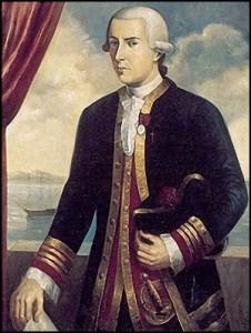 Juan Francisco de la Bodega y Quadra