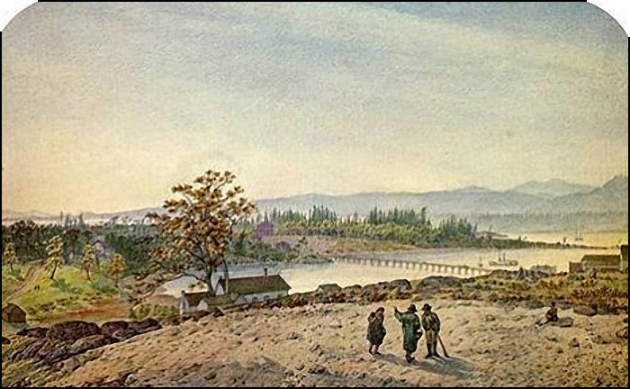 The Victoria Bridge 1855 - 1862