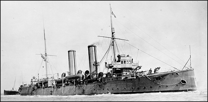 At the start of World War I, the only naval reserve force in Canada was the volunteer unit in Victoria. Its members went to war in one of Canada's first two warships, HMCS Rainbow, the submarines CC1 and CC2 and other vessels based in Esquimalt.