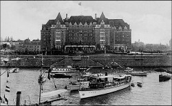 The Original Canadian Pacific Empress Hotel