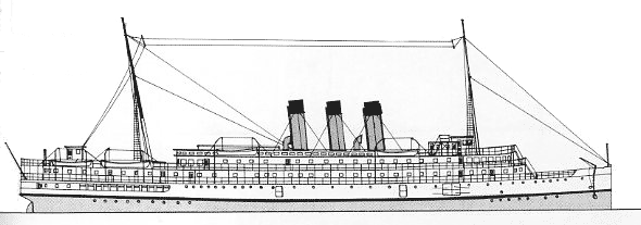 Drawing courtesy of Robert D. Turner