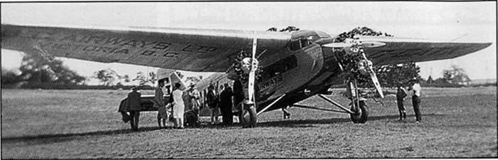 The ill-fated Ford Tri-motor