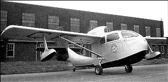 One of three Seebees flown by Westinghouse Airways