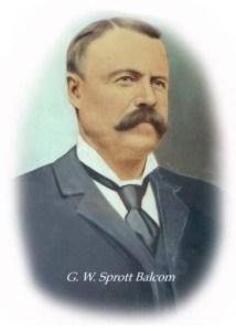 Captain Sprott Balcom