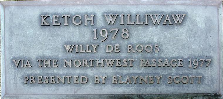 16 Ketch Williewaw