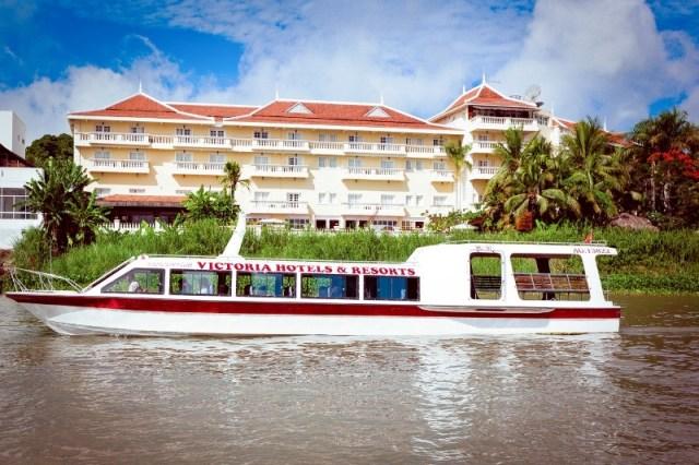 Victoria-Chau-Doc-Hotel-Vietnam-Chau-Doc-Mekong-Speed Boat
