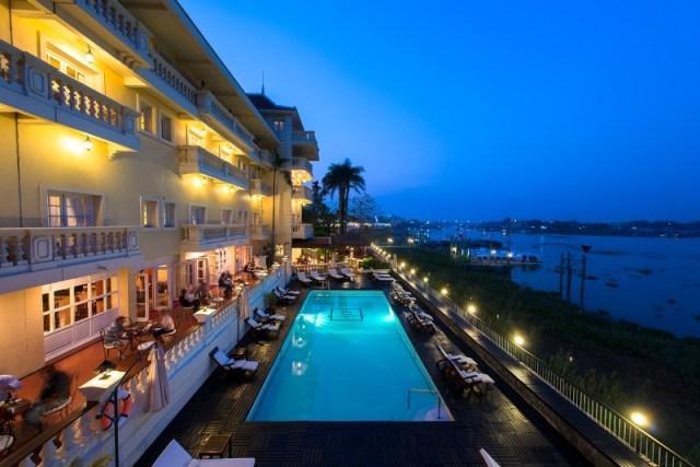 Victoria Chau Doc Hotel_Vietnam_Mekong Delta_Swimming Pool (2)