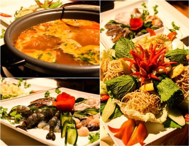 Victoria Phan Thiet - Hot Pot