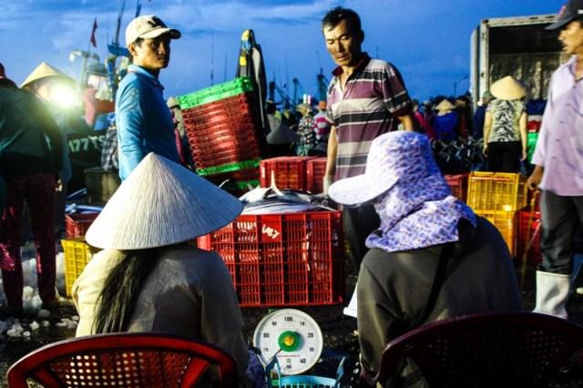 Victoria Phan Thiet - Phan Thiet Fish Market - James Pham-22