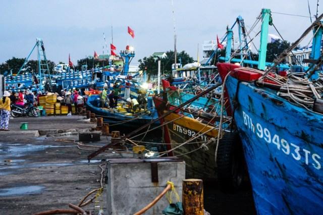Victoria Phan Thiet - Phan Thiet Fish Market - James Pham-43