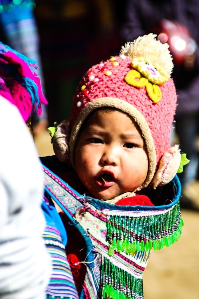 Sapa - Cao Son Hmong Market - Image by James Pham-20