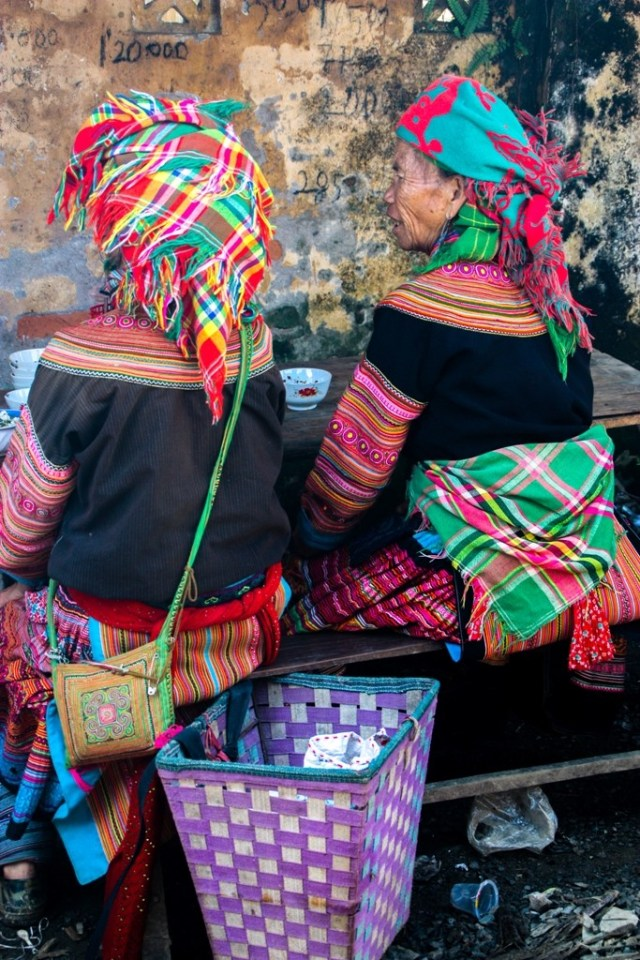 Sapa - Cao Son Hmong Market - Image by James Pham-46