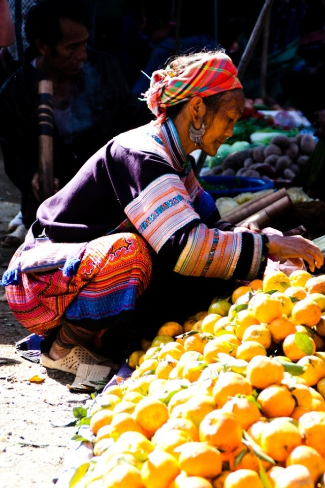 Sapa - Cao Son Hmong Market - Image by James Pham-70
