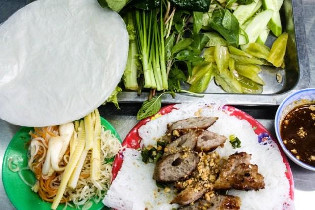 VCT - VCT Food - James Pham- Can Tho - Nem Nuong 1
