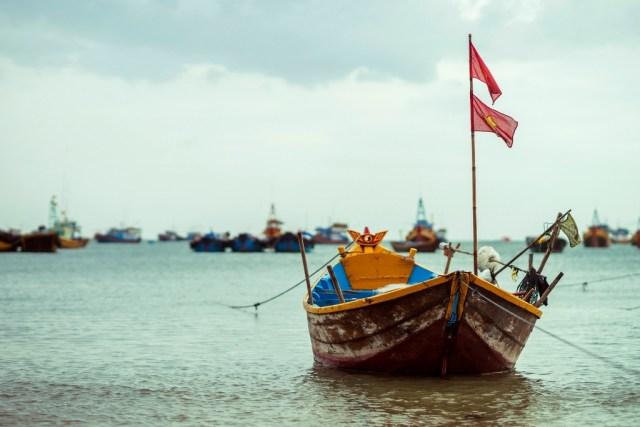 Victoria Phan Thiet - Fishing Village - e