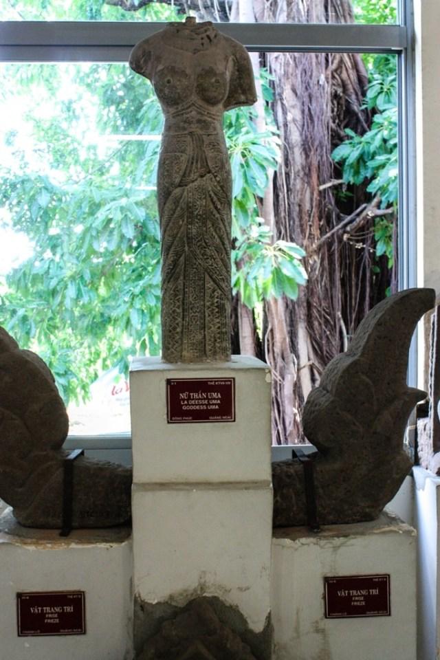 Cham Sculpture Museum - Danang - Image by James Pham-5