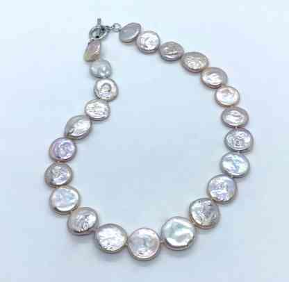 Belle Freshwater Coin Pearls