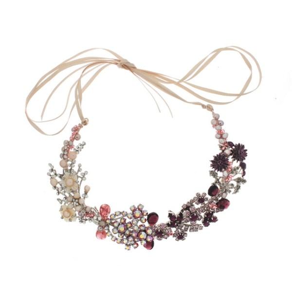Bespoke Vintage Bridal Necklace