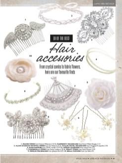 Victoria Millesime Best Hair Accessories