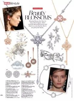 Victoria Millesime in Hello Magazine