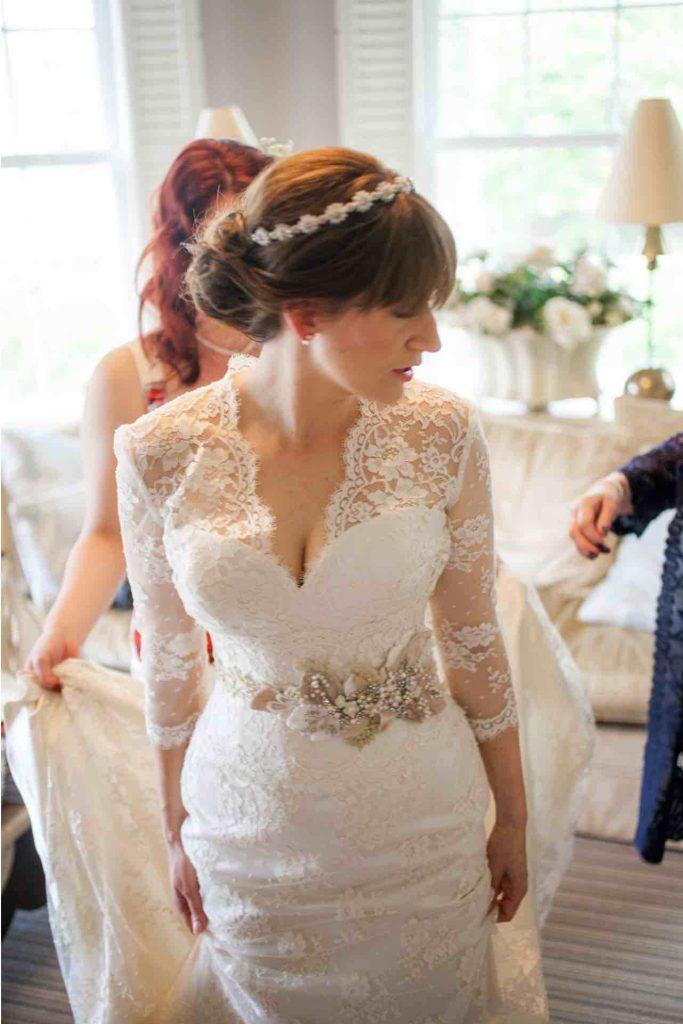 Victoria-vintage-floral-bridal-sash-customer-feedback