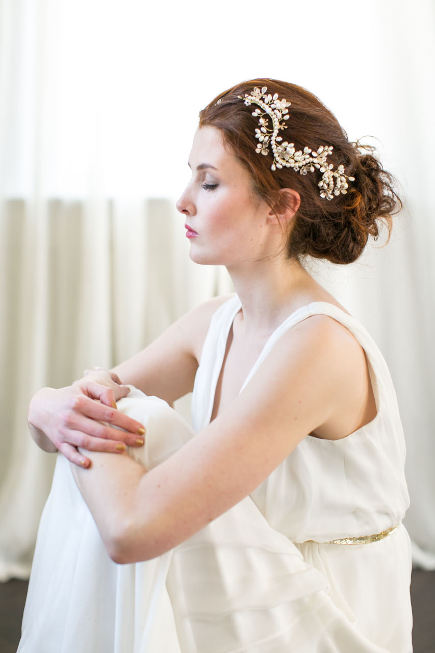 Victoria Millésime Bridal Accessories