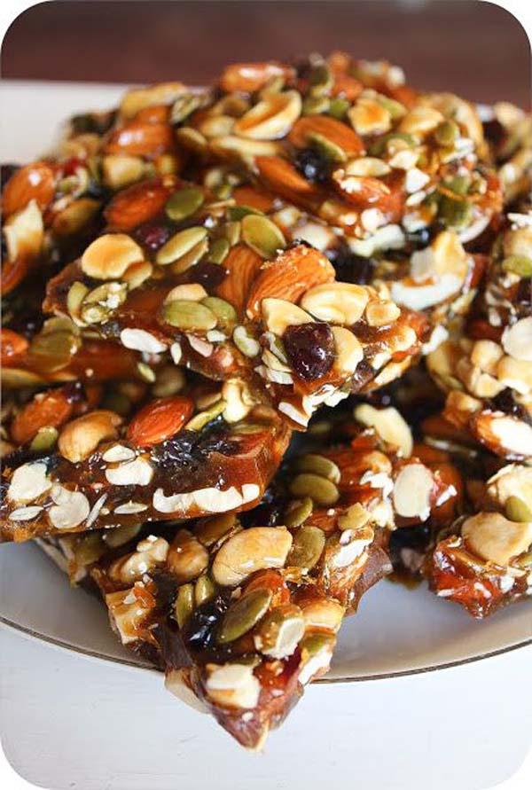 autumn nut brittle recipe