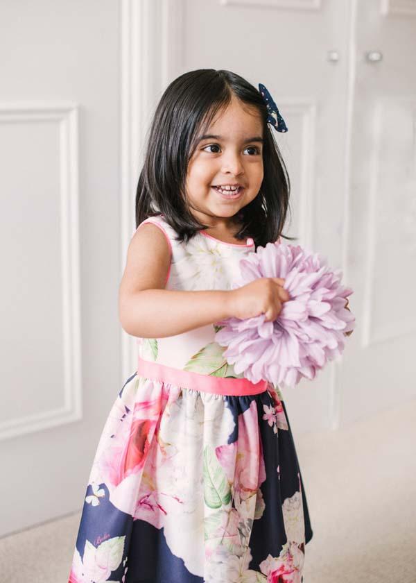 flower girl accessories london