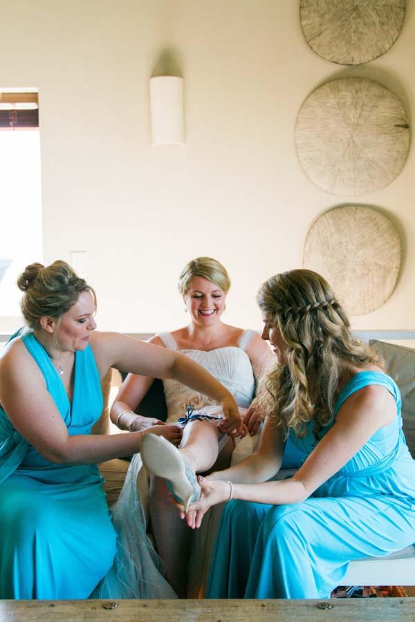 Wedding Garter Tradition