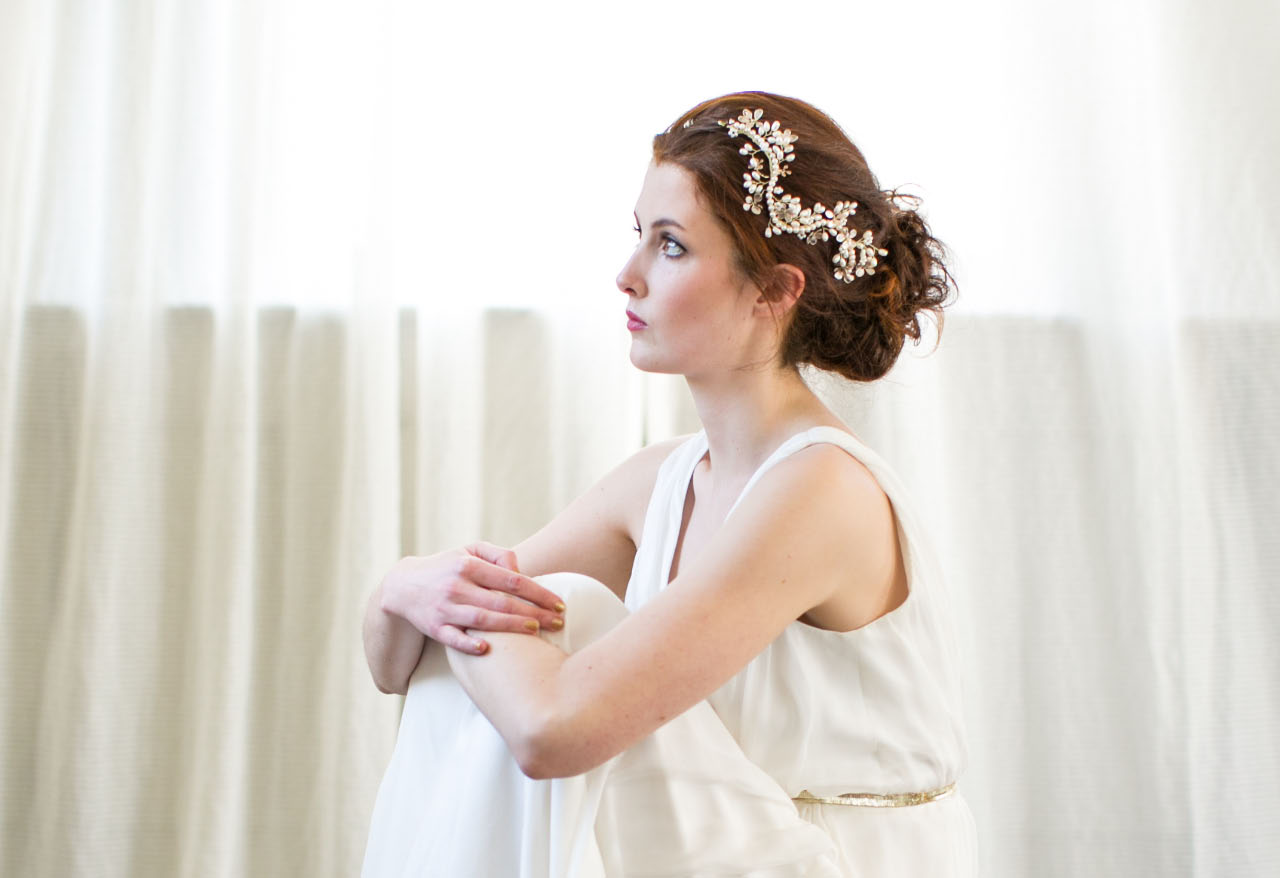 pearl bridal hair vines uk