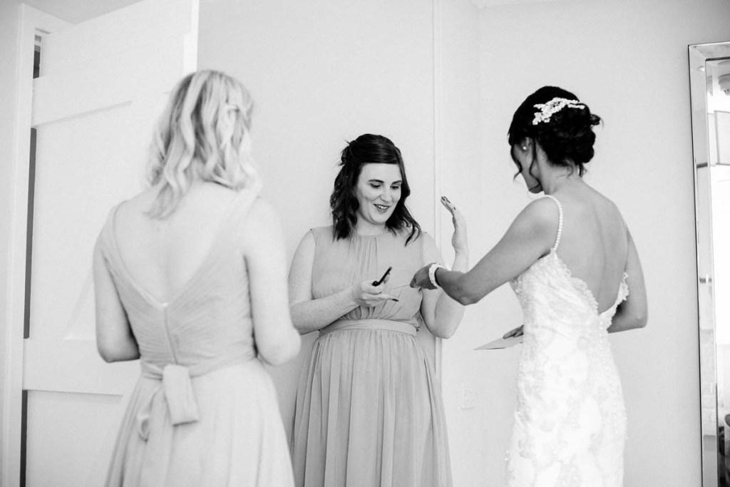 silver hair vine wedding bridal