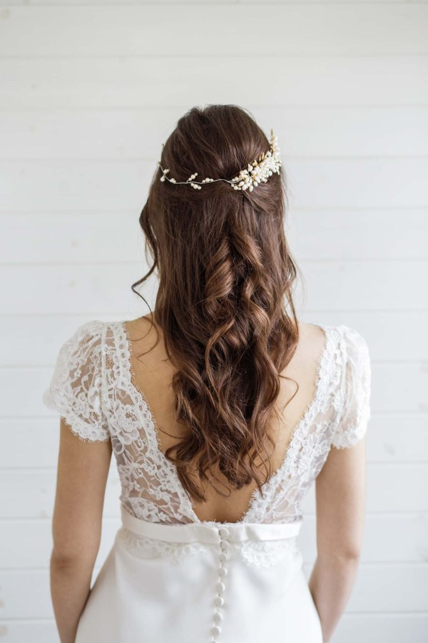 Cheap Wedding Hair Vine