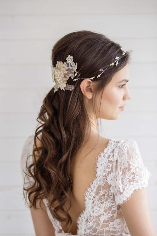 Cheap Wedding Hair Vine