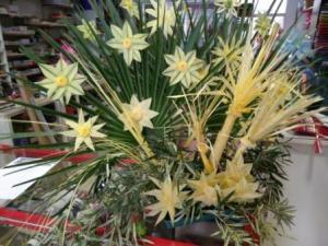 Domingo de Ramos. Comienza la Semana Santa con palmas y olivo.