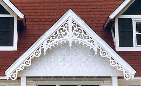 Victorian fretwork