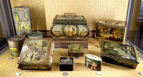 Antique Boxes