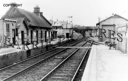 Sturminster Newton, Station 1923