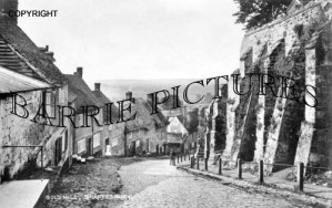 Shaftesbury, Gold Hill c1900