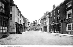 Shaftesbury, High Street c1906