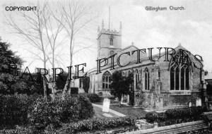 Gillingham, Church c1915