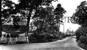 Motcombe, Village c1930