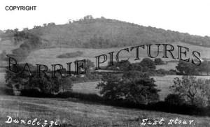 East Stour, Duncliffe c1910