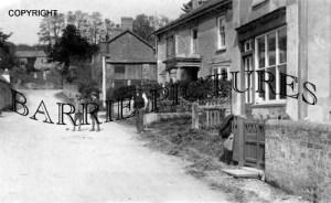 Buckhorn Weston, Village c1920