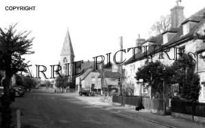 Hindon, Village c1960