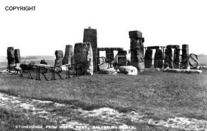 Stonehenge, c1930